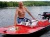 Ken Burgess and John Reid - Lake Mazinaw, Ottawa - 2012