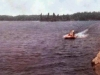 Ralph Edwards - Pine Lake - Muskoka, Ontario - 1972