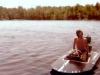 Ralph Edwards - Pine Lake - Muskoka, Ontario - 1972