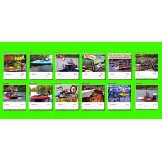 Muskoka Seaflea Calendar For 2018/2019